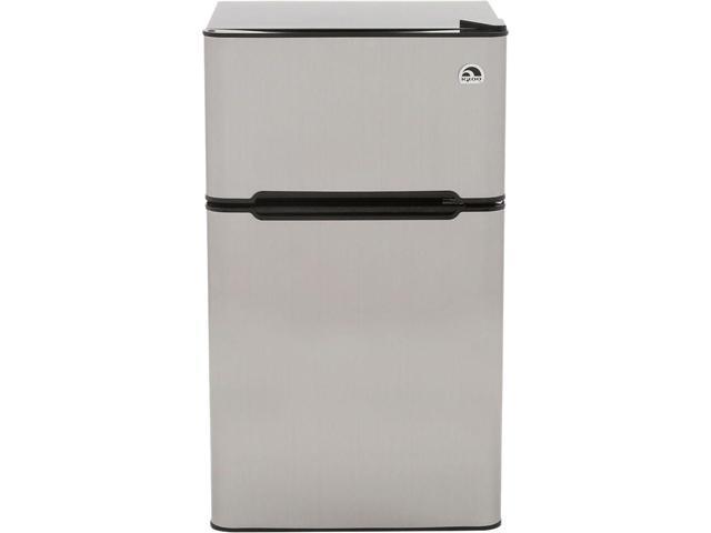 Igloo Fr834 3 2 Cu Ft Compact Refrigerator 2 Door