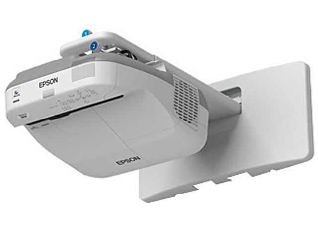 Epson - V11H602020 - Epson PowerLite 585W LCD Projector - HDTV - 16:10 - 1.8 - UHE - 245 W - SECAM, NTSC, PAL - 4000