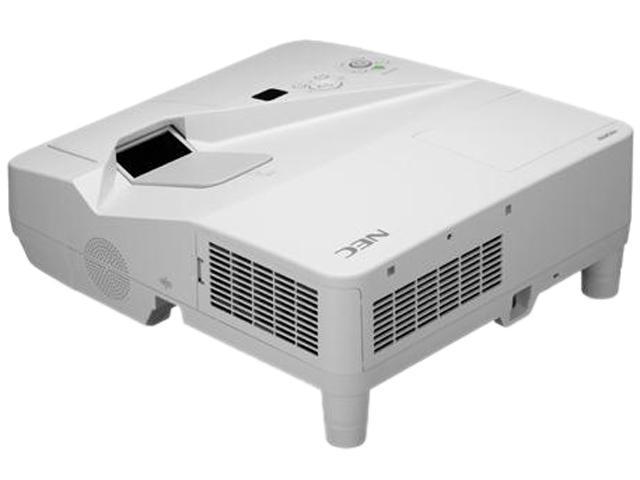NEC - NP-UM330W-WK - NEC UM330W LCD Projector - 720p - HDTV - 16:10 - 1.8 - SECAM, NTSC, PAL - 1280 x 800 - ...