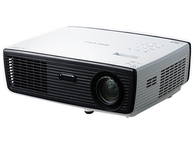 Ricoh - 431042 - Ricoh PJ S2130 3D Ready DLP Projector - 576p - HDTV - 4:3 - Mercury Lamp - 200 W - 3000 Hour - 4000
