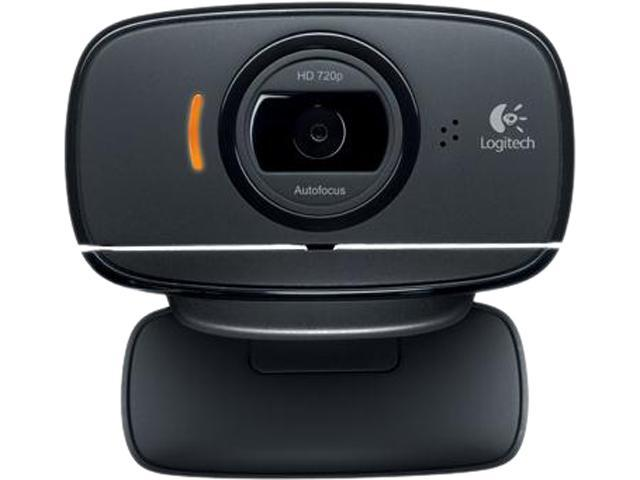 Logitech B525 Webcam - 2 Megapixel - 30 fps - USB 2.0 - 1280 x 720 Video - Auto-focus - Microphone