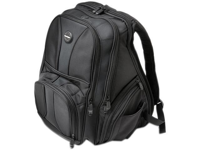 Kensington Black Contour Overnight Backpack Model K62594AM