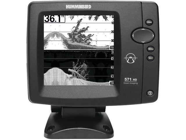 HUMMINBIRD 408970-1 571 HD DI PT Fishfinder
