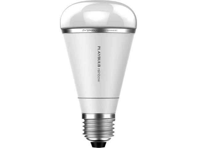 MiPow BTL200 Bluetooth Wireless Colorful Light Bulb with App Control