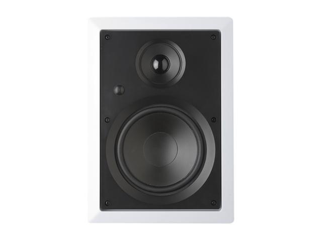 "ARCHITECH AP-802 8"", 2-Way Rectangular In-Wall Loudspeakers"