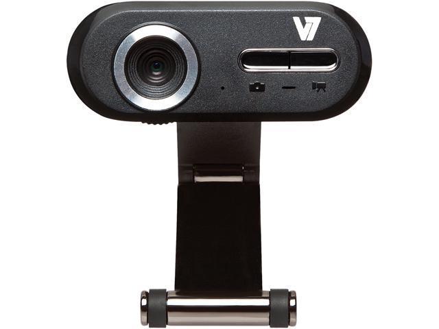 V7 Professional HD Webcam 720P CS720A0-1N
