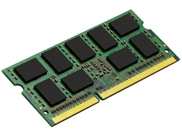 Kingston 4GB 204-Pin DDR3 1600 (PC3 12800) ECC Unbuffered Memory KVR16LSE11/4