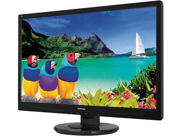 ViewSonic VA2445-LED Black 24