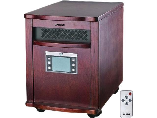 Optimus Heater Infrared Quartz with Remote - H8010