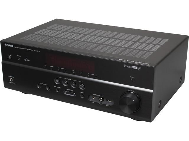 Yamaha RX-V575 7.2 Channel Network AV Receiver