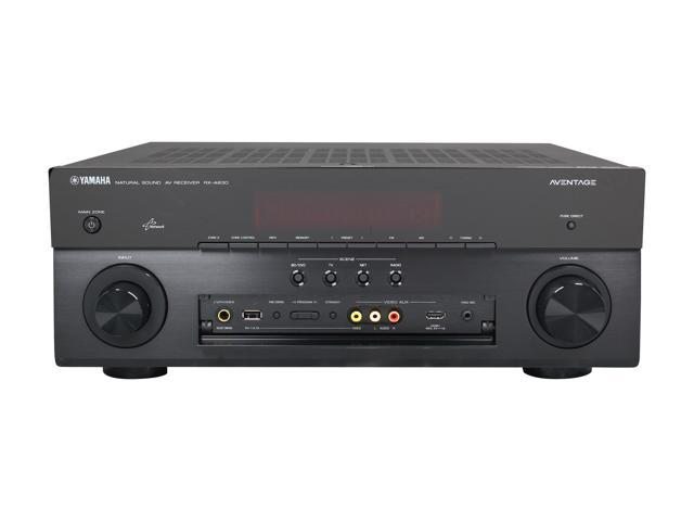 YAMAHA RX-A3030 9.2-Channel Receiver