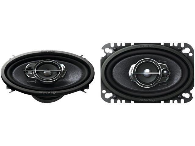 Pioneer Ts-A4675r 4 X 6 3Way Speakers