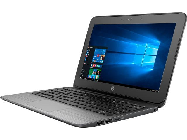 HP Laptop Stream 11 Pro G2 T3L13UT#ABA Intel Celeron N3050 (1.60 GHz) 2 GB Memory 32 GB eMMC SSD Intel HD Graphics 11.6
