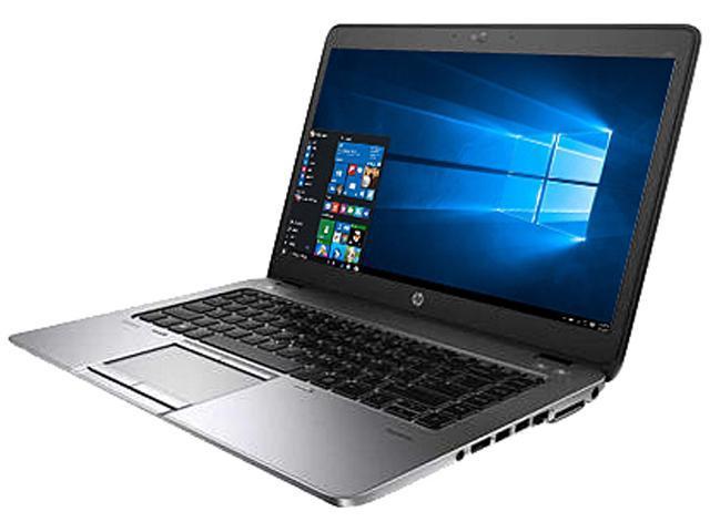 HP Laptop EliteBook 745 G3 (P5W11UT#ABA) AMD A8-Series A8 PRO-8600B (1.60 GHz) 4 GB Memory 500 GB HDD AMD Radeon R6 Series 14.0
