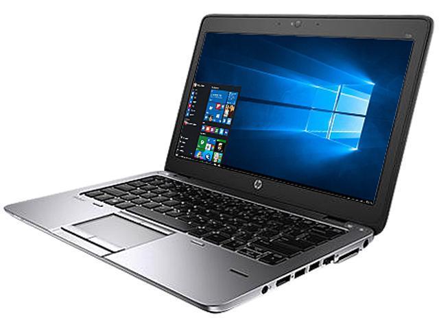HP Laptop EliteBook 725 G3 (T1C15UT#ABA) AMD A10-Series A10 PRO-8700B (1.80 GHz) 8 GB Memory 128 GB SSD AMD Radeon R6 Series 12.5
