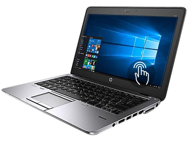 HP Laptop EliteBook 725 G3 (T1C13UT#ABA) AMD A10-Series A10 PRO-8700B (1.80 GHz) 8 GB Memory 500 GB HDD AMD Radeon R6 Series 12.5