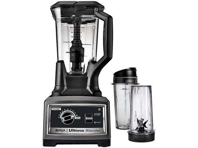 Ninja BL810 - Ultima 72-Oz Blender - Black/Chrome