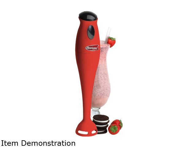 Maximatic Ehb1000R Stick Blender Red