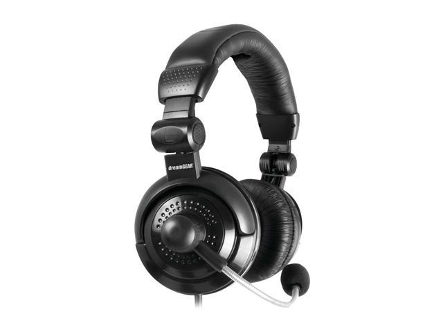 Dreamgear Dgps3-3855 Elite Gaming Headset For Playstation 3