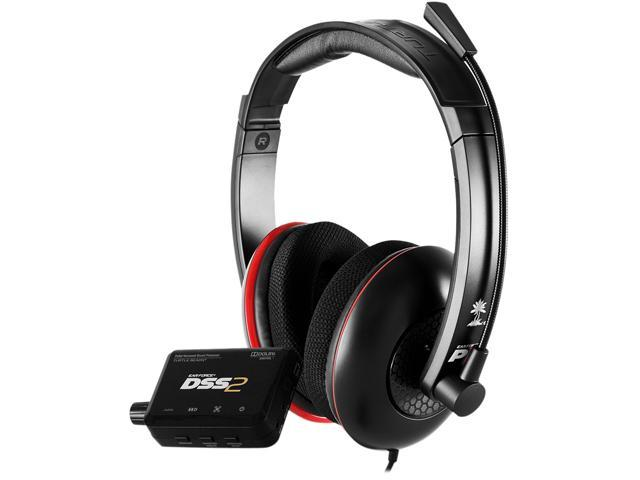 Turtle Beach Ear Force DP11 Dolby Surround Sound Gaming Headset - PlayStation 4, PlayStation 3, PC and Mac