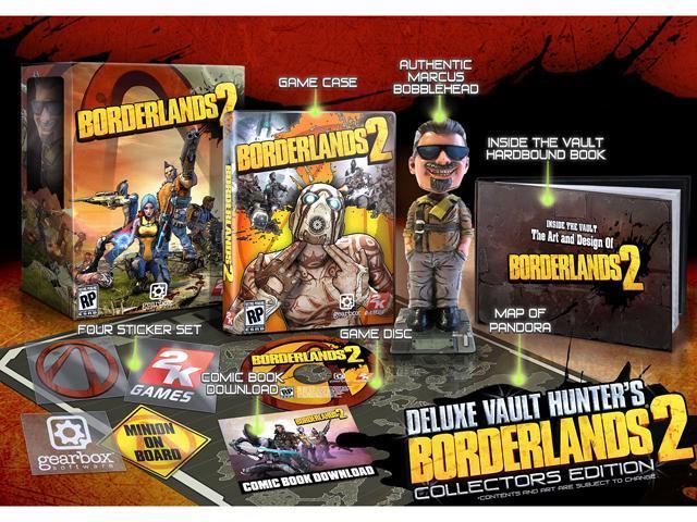 Borderlands 2 Deluxe Vault LE