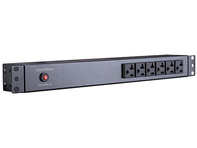 CyberPower Basic PDU20B6F10R 16-Outlets PDU