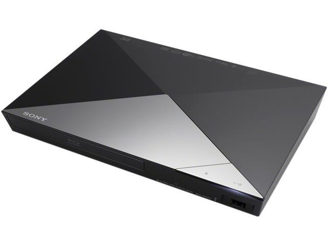 Sony  BDPS3200:  Streaming  Blu-ray  Disc  player  with  Super  Wi-Fi    ®