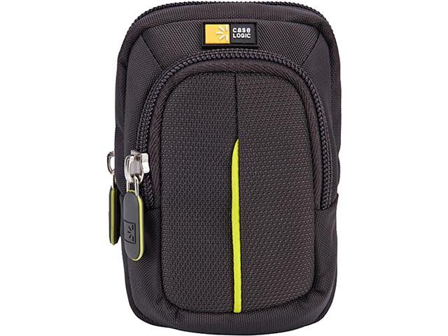 Case Logic DCB-302DGRY Gray Compact Camera Case With Storage