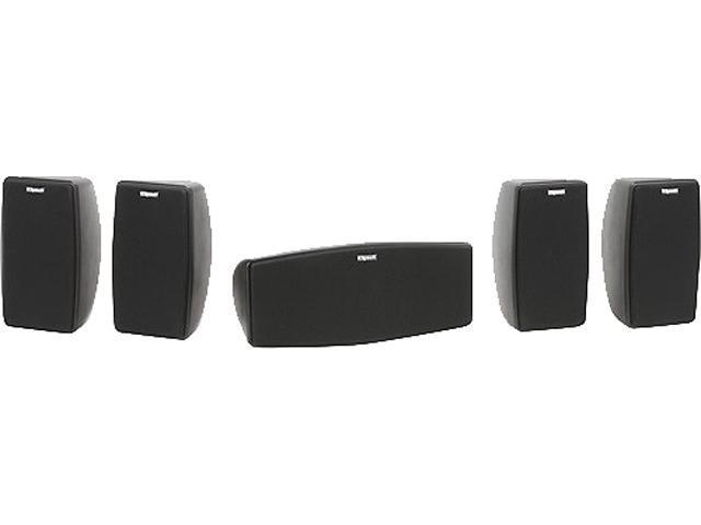 Klipsch Quintet V 5.0-Channel Home Theater Speaker (Black)