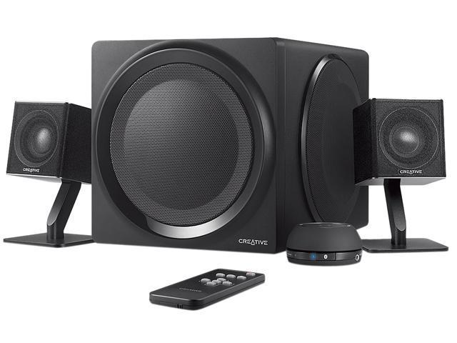 Creative T4W 51MF0430AA002 2.1 Wireless Speaker System with NFC