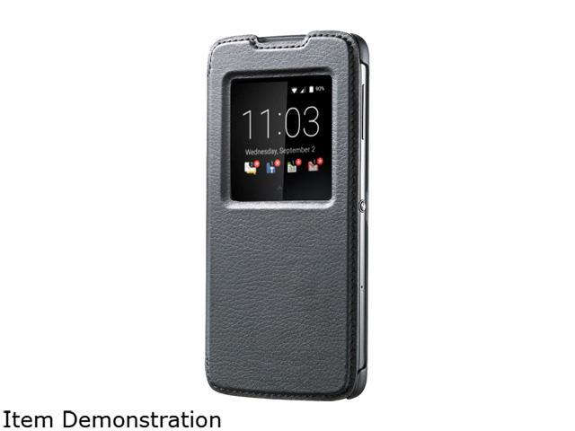 BlackBerry Black BlackBerry DTEK50 Smart Flip Case ACC-63008-001