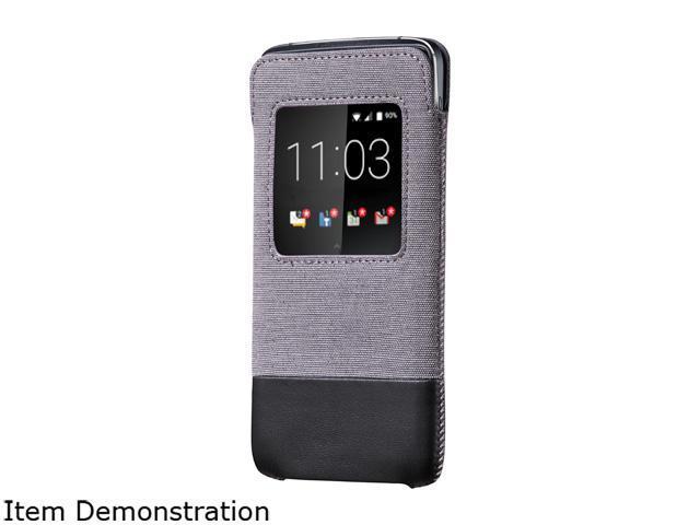 BlackBerry Gray/Black BlackBerry DTEK50 Smart Pocket ACC-63006-001