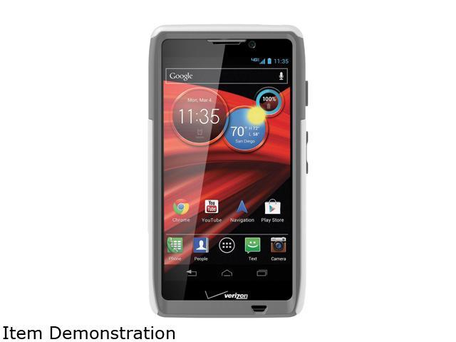 OtterBox Commuter Case Case for Motorola Droid RAZR MAxx HD (Glacier)