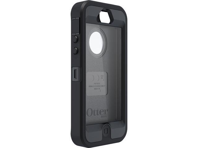 OtterBox Case 77-22464 for Apple iPhone 5/5s/SE (Defender Series) - Coal