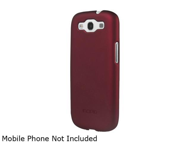 Incipio Feather Case for Samsung Galaxy S III / S3 -Retail Packaging - Iridescent Red