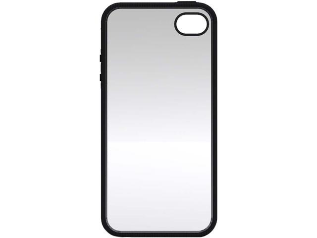 OZONE iPhone 5 VISOR Dual Shell Black+Clear Back Casing