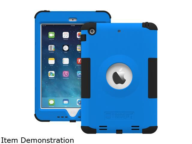 Trident Case Blue Kraken A.M.S. Case for Apple iPad Mini with Retina Display Model AMS-APL-IPADMINI2US-BLU