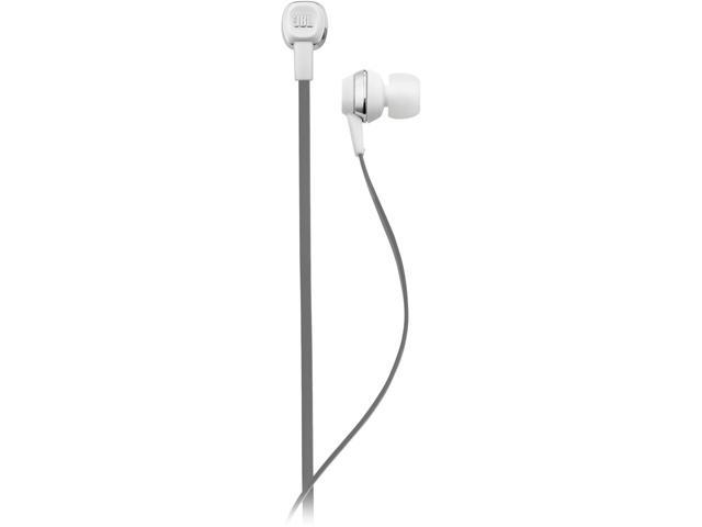 JBL J22 In-Ear Headphones - White