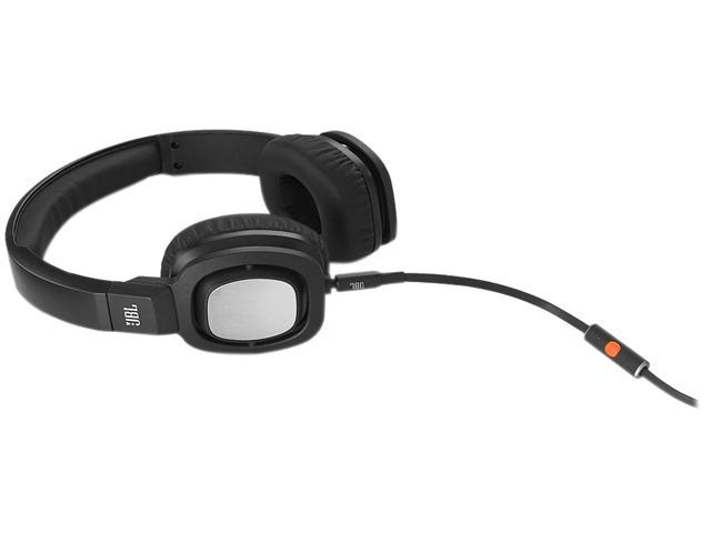 JBL J55i On-Ear Headphones with Mic - Black