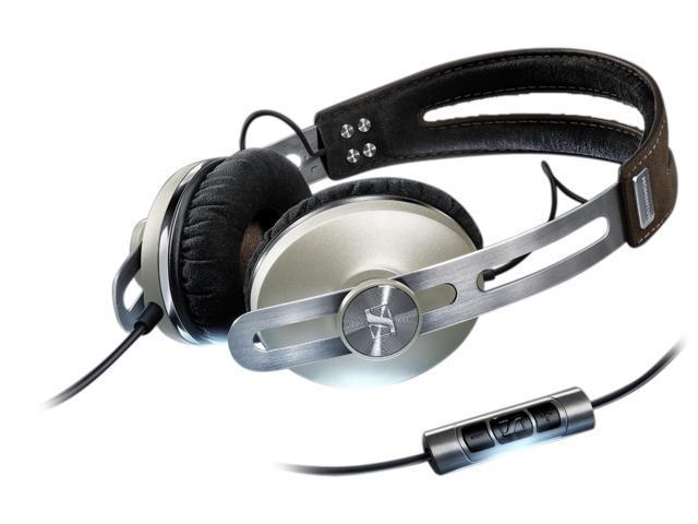Sennheiser MOMENTUM Premium On-Ear Headphone (Ivory)
