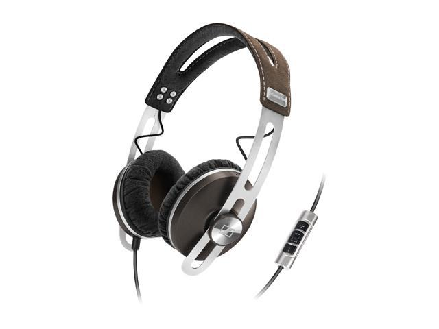 Sennheiser MOMENTUM Premium On-Ear Headphone (Brown)