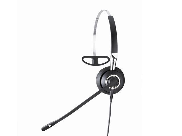 Jabra BIZ 2400 Mono, NC (Noise-cancel) Headset, 14121-19