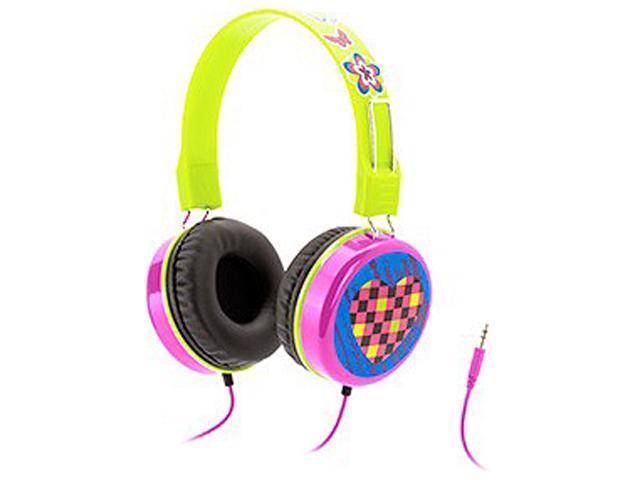 Griffin Pink Crayola MyPhones Kids Volume-limiting ...