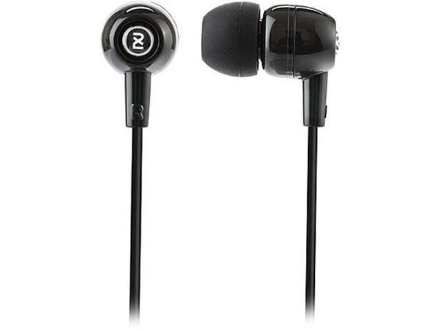 2XL X2SPFZ-820 Spoke In-Ear Headphone with Ambient Chatter Reduction, Black