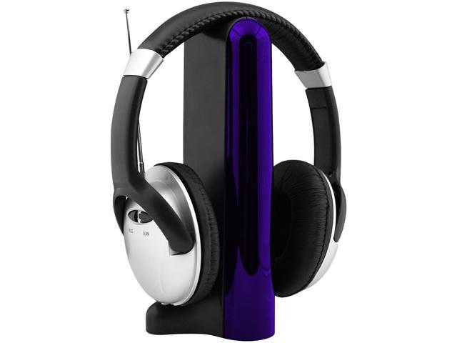 Trademark 72-36210 Digital 007 4-in-1 Wireless Headphones
