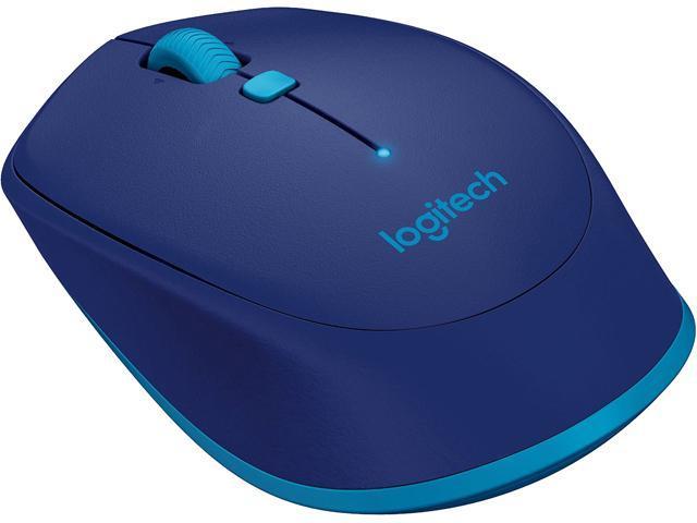 Logitech M535 910-004529 Blue Bluetooth Bluetooth Wireless Laser-grade Optical Mouse