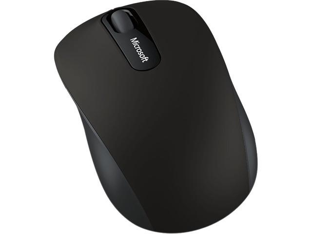 Microsoft 3600 PN7-00002 Black 1 x Wheel Bluetooth Bluetooth Wireless BlueTrack Moblie Mouse