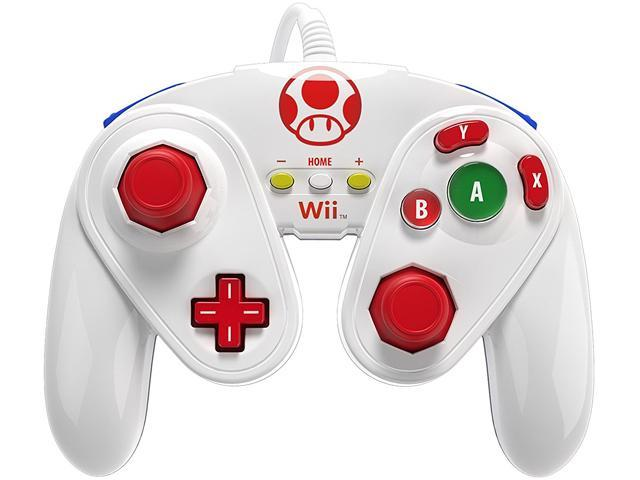PDP Toad Fight Pad PDP Controller for Wii U - Super Smash Bros