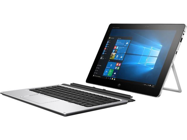 HP Elite x2 1012 G1 (T8Z04UT#ABA) Tablet with Travel Keyboard Intel Core M5 6Y54 (1.10 GHz) 4 GB DDR3L 128 GB SSD Intel HD Graphics 515 12