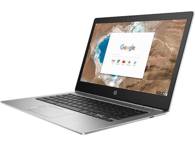 HP 13 G1 (W0T00UT#ABA) Chromebook Intel Core M3 6Y30 (0.90 GHz) 4 GB Memory 32 GB eMMC Intel HD Graphics 515 13.3
